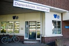 Dierenkliniek Winkelhof - Voorzijde